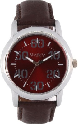 Planeta Times PLT-032-BRN_013 Analog Watch  - For Men
