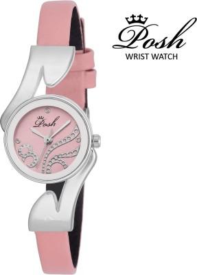 Posh PST101p Analog Watch  - For Girls, Women