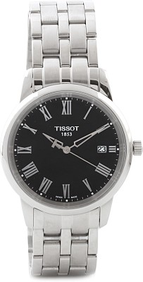 Tissot T0334101105301 T-Classic Analog Watch  - For Men
