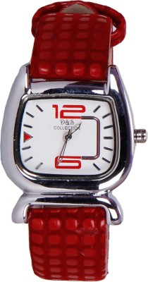 DB Collection D&S128 Analog Watch  - For Girls, Women