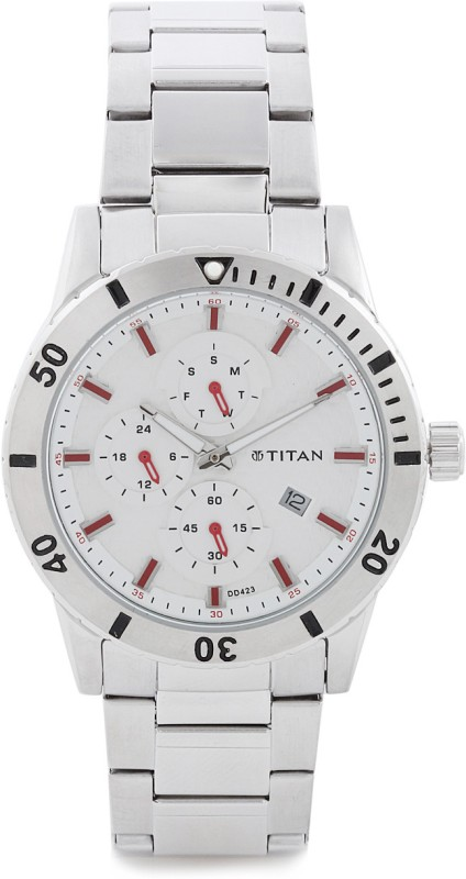 Titan 1621SM02 Analog Watch For Men