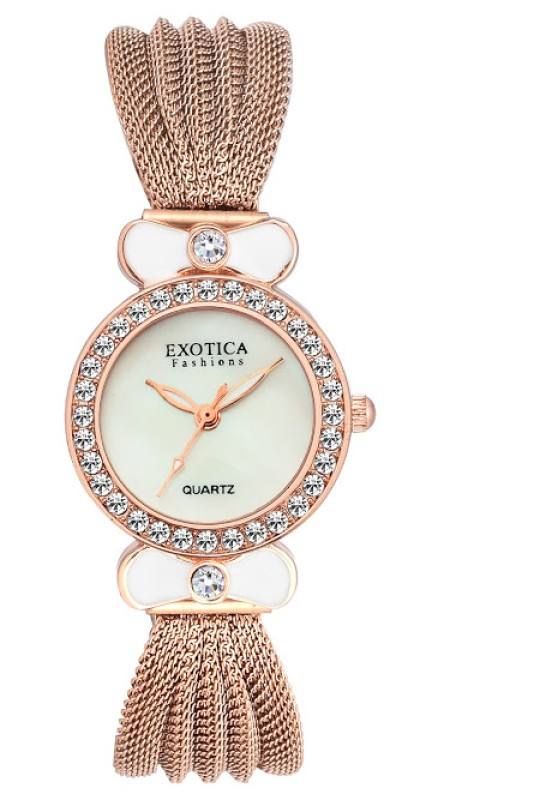 Exotica Fashion New EFL 25 MOP RG Special collection for Women An