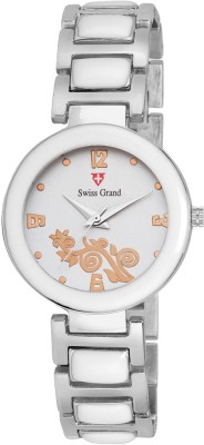 Swiss Grand SG-1091 Grand Analog Watch  - For Women