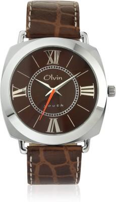Olvin OY1580SL02 Analog Watch  - For Men