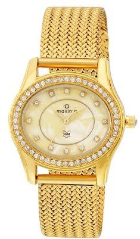 Maxima 29536CMLY Watch For Women