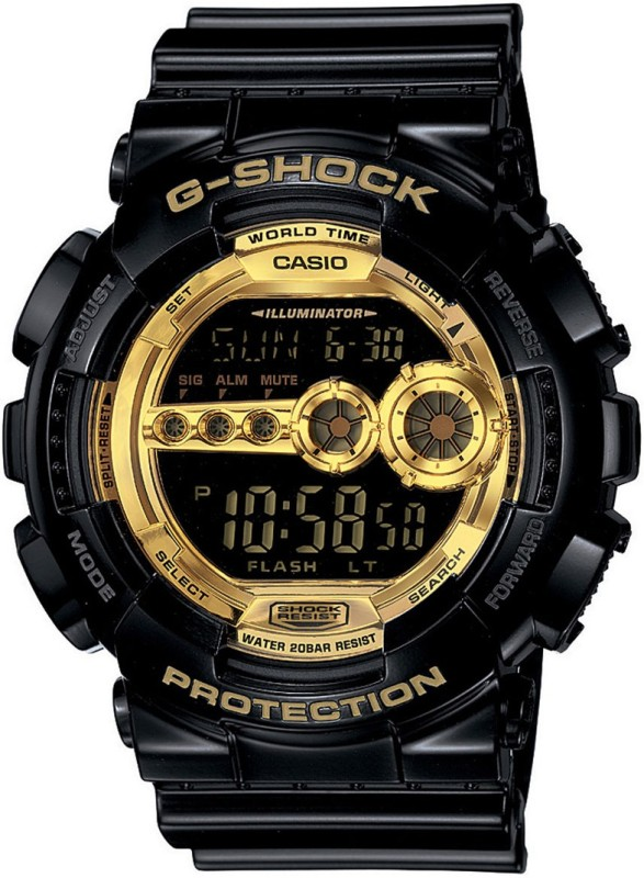 Casio G340 G Shock Digital Watch For Men