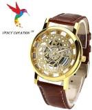Vency Creation V-Tans gold. Analog Watch...