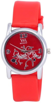 WM WMAL-103-Rva Analog Watch  - For Women