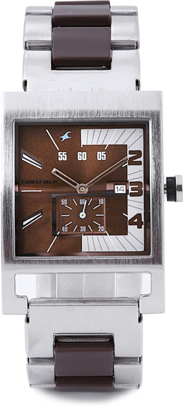 Fastrack NF1478SM02 Analog Watch For Men