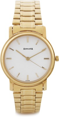 Sonata ND1013YM03 Analog Watch - For Men