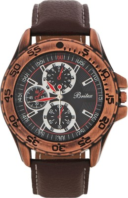 Britex BT348 Royal Antique Analog Watch  - For Boys, Men