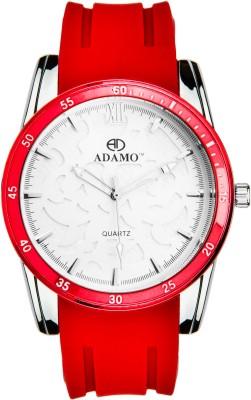 Adamo AD80 Biker Analog Watch  - For Men