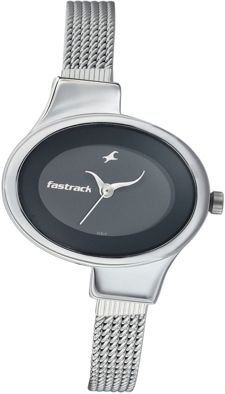 Fastrack NG6015SM02 Analog Watch For Women