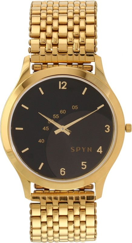 SPYN Exclusive Super Slim Analog Watch For Men
