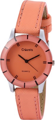 Crazeis WT-FD11OR-KD Analog Watch  - For Girls