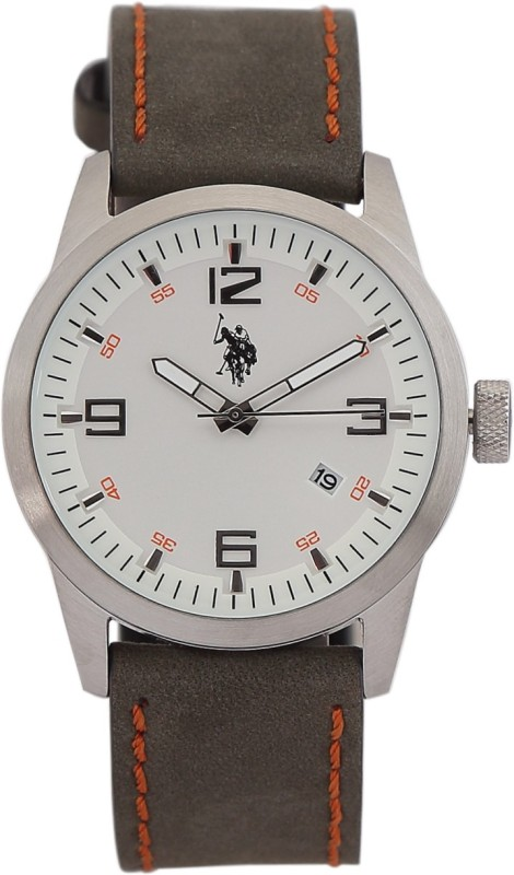 U.S. Polo Assn. USAT0114 Analog Watch  - For Men