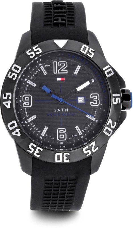 Tommy Hilfiger TH1790983J Analog Watch For Men