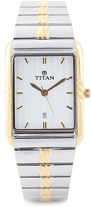 Titan NH9317BM01 Karishma Analog Watch For Men