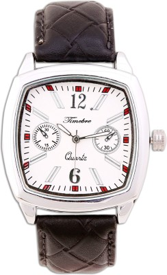 Timebre TMGXWHT35 Premium Analog Watch  - For Men