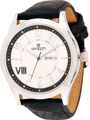 AM2PM AP1006_Lifestyle Analog Watch  - For Men