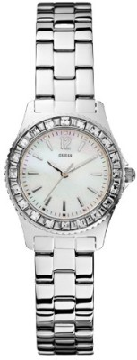 Guess W0025L1 Analog Watch - For Women