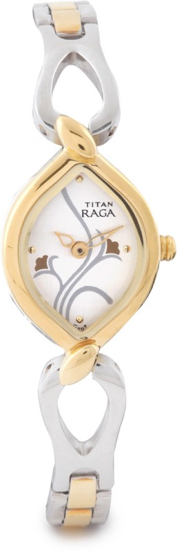 Titan NH2455BM01 Analog Watch For Women