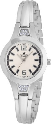 Vego AGF033 Vego Silver Color Analog Watch For Women,s(AGF033) Analog Watch  - For Women