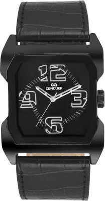 conquer cq9 Analog Watch  - For Men