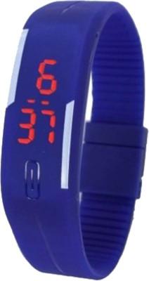 Omen GF-LED-BL Stylo Digital Watch  - For Boys