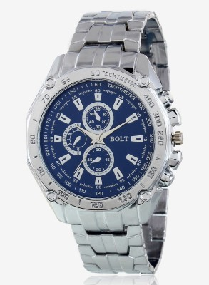 Bolt srg017-blue Analog Watch  - For Men