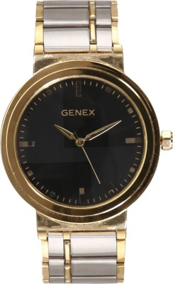 Genex GXBLK4061 Carnival Analog Watch  - For Men