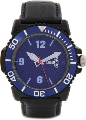 Maxima 29770LPGW Hybrid Analog Watch  - For Men