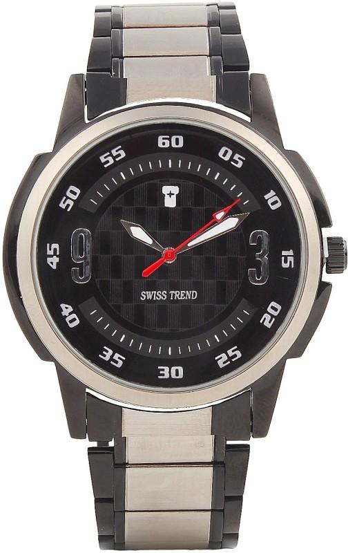 Swiss Trend Artshai1644 Premium Analog Watch For Men