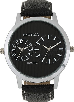 Exotica Fashions EF-55-Dual-LS Basic Analog Watch - For Men