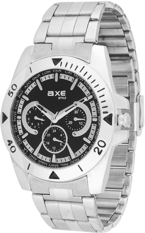 AXE Style X0139C Analog Watch For Men