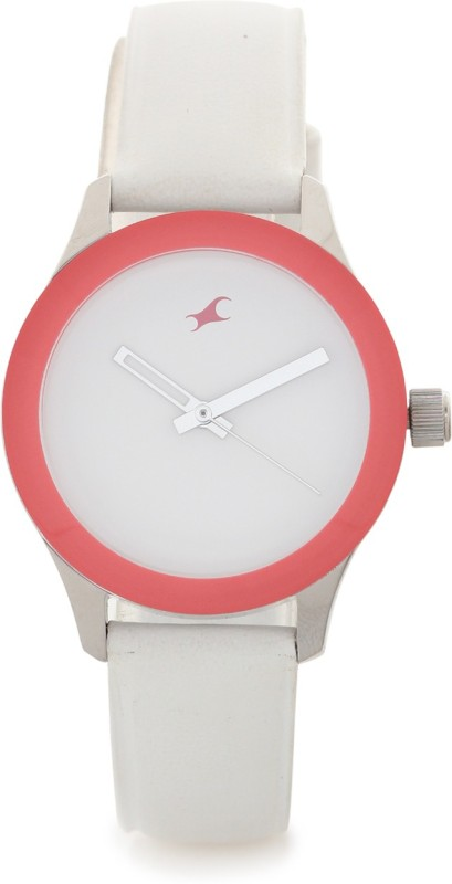 Fastrack NG6078SL01 Analog Watch For Women
