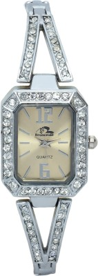 Bromstad 1158G-Silver Analog Watch  - For Women