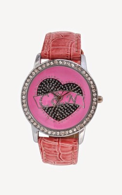 Chappin & Nellson CNL-74-Pink Analog Watch  - For Women