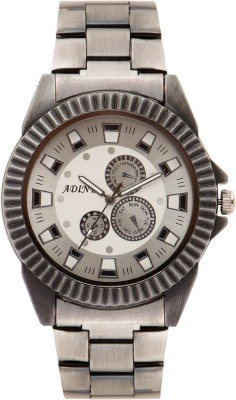 Adine ad-52008wh Analog Watch  - For Men, Boys