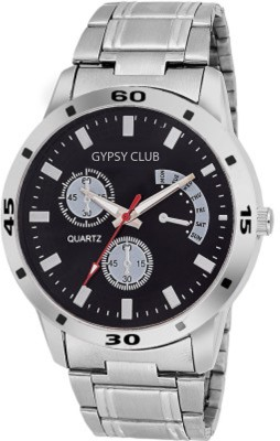 Gypsy Club GC-138 Decent Looking Analog Watch  - For Men, Boys