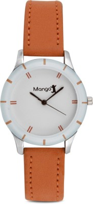 Mango MP 045-OR01 Analog Watch  - For Women
