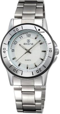 Skone 7255-1 Formal Analog Watch  - For Men