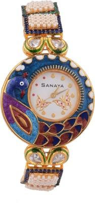 sanaya sw101 Analog Watch  - For Women