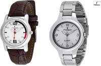 Firstrace 102-103 Analog Watch  - For Couple