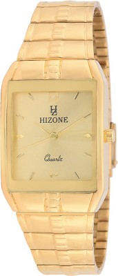 Hizone HZ207GD Analog Watch  - For Men