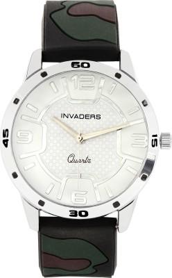 Invaders MGREY-67067 Army colletion Analog Watch  - For Men