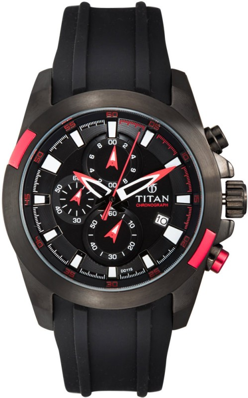 Titan 9482KP02 Analog Watch For Men
