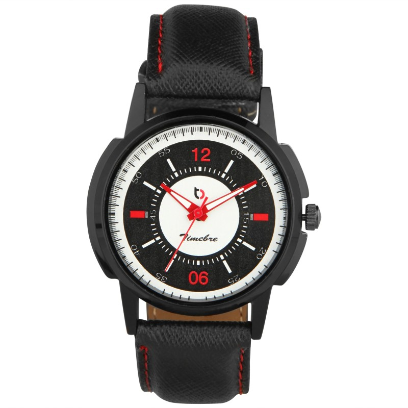 Timebre GXBLK556 Milano Analog Watch For Men