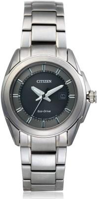 Citizen EW1511-52H Eco-Drive Analog Watch  - For Women