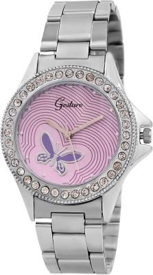 Gesture Gesture 9002-PR Women's Watch Elegant Analog Watch  - For Women